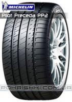 Michelin Pilot Preceda PP2 235/65 R17 104W