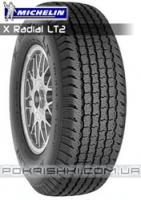 Michelin X Radial LT2 235/75 R16 109T