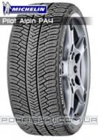 Michelin Pilot Alpin PA4 245/35 R20 91V