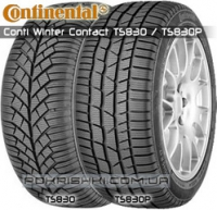Continental ContiWinterContact TS 830P 245/40 R18 97W