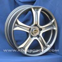 Литые диски Kosei Seneka-RX R20 9.0J ET:35 PCD5x112 MBS/P