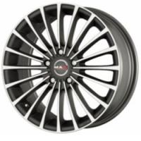 Литые диски MAK Corsa R17 7.0J ET:15 PCD4x108 ice black