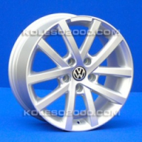 Литые диски Volkswagen JT-1221 R16 7.0J ET:35 PCD5x112 SiL