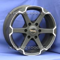 Литые диски Techline TL-702 R17 7.5J ET:38 PCD6x139.7 BDM