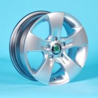 Литые диски Skoda A-SK10 R14 6.0J ET:38 PCD5x100 HS