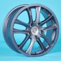 Литые диски Porsche A-PR6 R18 8.0J ET:57 PCD5x130 G/графит