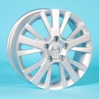 Литые диски Mazda A-MZ27 R16 6.5J ET:50 PCD5x114.3 S
