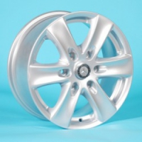Литые диски Mercedes Sprinter J-1297 R16 7.0J ET:50 PCD6x130 SiL