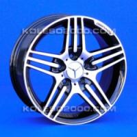 Литые диски Mercedes-AMG JT-1228 R18 8.5J ET:32 PCD5x112 MB
