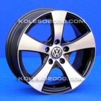 Литые диски Volkswagen T-615 R16 6.5J ET:33 PCD5x112 BD