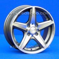 Литые диски JT 244R R15 6.5J ET:35 PCD5x100 GP