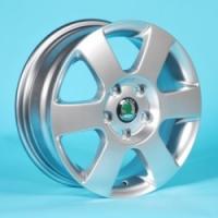 Литые диски Skoda A-SK7 R15 6.0J ET:47 PCD5x112 HS