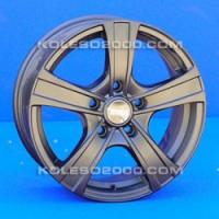 Литые диски Volkswagen T5 T-619 R16 6.5J ET:46 PCD5x120 BLM