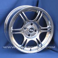 Литые диски Techline TL-507 R15 6.5J ET:35 PCD4x100 CH