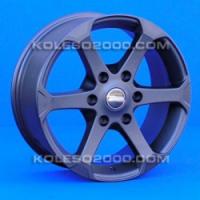 Литые диски Techline TL-702 R17 7.5J ET:38 PCD6x139.7 BLM