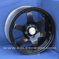 Кованые диски Slik L-186 R15 6.5J ET:32 PCD4x98 BK