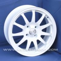 Кованые диски Slik L-187 R15x6.5J ET:42 PCD4x100 W
