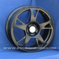 Кованые диски Slik L-203 R16x6.5J ET:38 PCD5x100 BKm