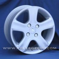 Литые диски Peugeot T-519 R15 6.0J ET:27 PCD4x108 S