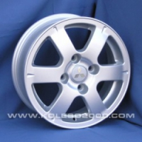 Литые диски Mitsubishi T-514 R15 6.0J ET:46 PCD4x114,3 S