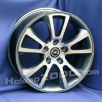 Литые диски Opel 2 R16x6.5J ET:37 PCD5x110 GF-MG
