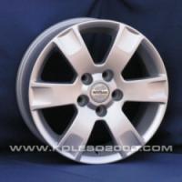 Литые диски Nissan T-612   R16x6.5J ET:40 PCD5x114,3 S