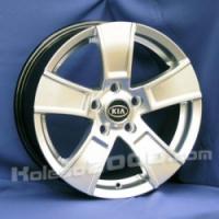 Литые диски Kia 8 R16x6.5J ET:46 PCD5x114,3 HS