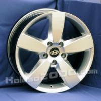 Литые диски Hyundai 11 R17x7.0J ET:41 PCD5x114,3 S