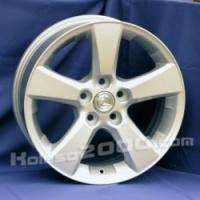 Литые диски Lexus 2 R18x7.0J ET:35 PCD5x114,3 S