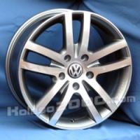 Литые диски Volkswagen FA-7 R18x8.0J ET:58 PCD5x130 GF-MG