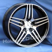 Литые диски Mercedes A-19 R17 8.0J ET:35 PCD5x112 BF-MB