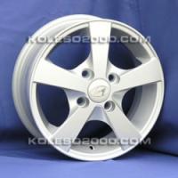 Литые диски Hyundai T-324 R13 5.0J ET:46 PCD4x100 S