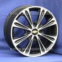 Литые диски Chevrolet T-523 R15 6.0J ET:45 PCD4x114.3 BD