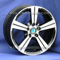 Литые диски Skoda T-503 R15 6.5J ET:38 PCD5x100 BD