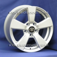 Литые диски Toyota T-631 R16 6.5J ET:45 PCD5x114.3 S