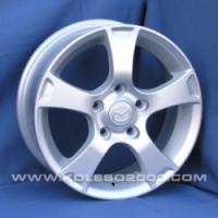 Литые диски Mazda T-520 R15 6.0J ET:52 PCD5x114,3 S