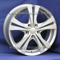 Литые диски Honda T-716 R17x6.5J ET:45 PCD5x114,3 S