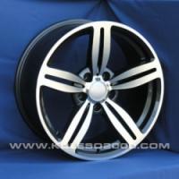 Литые диски BMW A-6509 R16x7,0J ET:15 PCD5x120 GF-MG