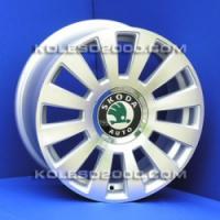 Литые диски Skoda A-205 R16x7.0J ET:40 PCD5x100/112 GF-MG