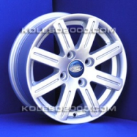 Литые диски Ford T-409 R14 6.0J ET:45 PCD4x108 S