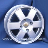 Литые диски Chevrolet T-513 R15 6.0J ET:45 PCD4x114,3 S