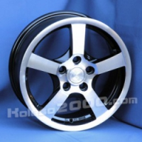 Литые диски Ford A-6108 R15x6.0J ET:50 PCD5x108 BF -MB