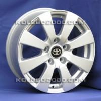 Литые диски Toyota T-518 R15 6.0J ET:39 PCD5x114,3 S
