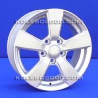 Литые диски Suzuki Vitara T-631 R17 6.5J ET:45 PCD5x114,3 S