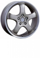 Литые диски Kosei D3 R15 6.5J ET:35 PCD5x100 Silver