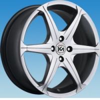 Литые диски КМ 225 R15 6,5J ET:37 PCD 4x114,3 HB