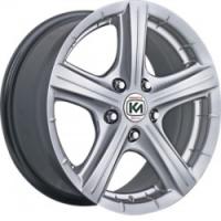 Литые диски КМ 244 R14 6,0J ET:35 PCD 5x100 S