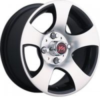 Литые диски КМ 507 R13 5,5J ET:9 PCD 4x98 BD