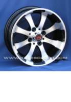 Литые диски КМ 517 R13 5,5J ET:5 PCD 4x98 BD