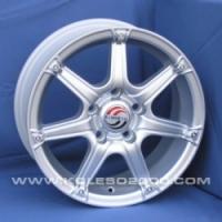 Литые диски КМ 675 R15 6,5J ET:37 PCD 4x100 S
